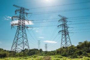 Linie energetyczne – służebność przesyłu